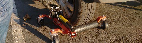 Patins para rodas , acessório prático e eficaz.